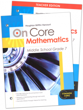 On Core Mathematics Bundle Grade 7