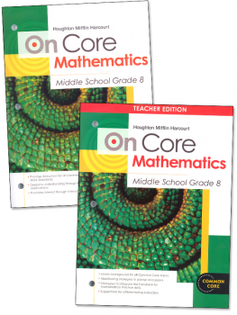 On Core Mathematics Bundle Grade 8