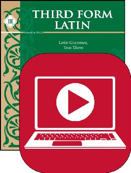 Third Form Latin Online Instructional Videos (Streaming)