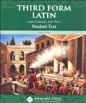 Third Form Latin Student Text