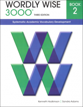 Wordly Wise 3000 3rd Edition Student Book 2