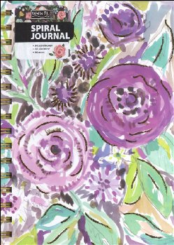 Grow Wild Spiral Journal