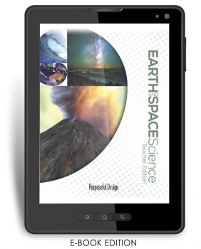 Purposeful Design Science - Earth & Space Science Teacher Edition E-Book 1-year subscription