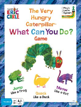 Very Hungry Caterpillar What Can You Do? Game