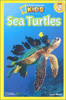 Sea Turtles (National Geographic Reader Level 2)