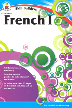 Skill Builders French I Grades K-5