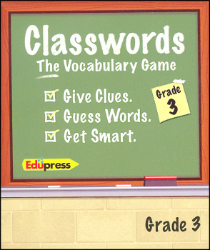 Classwords Vocabulary Game - Grade 3