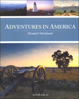 Adventures In America Student Notebook