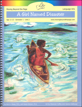 Girl Named Disaster Student Directed Literature Unit