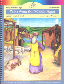 Tales From the Middle Ages Student Directed Literature Unit