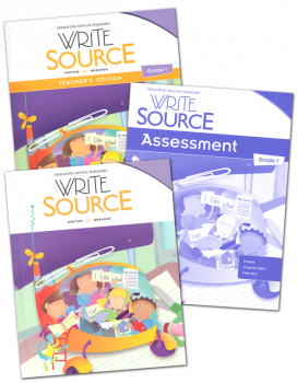 Write Source (2012 Edition) Grade 1 Set