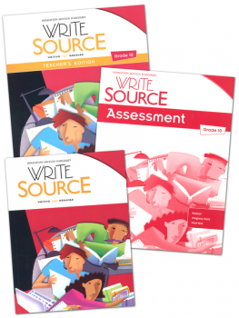 Write Source (2012 Edition) Grade 10 Set