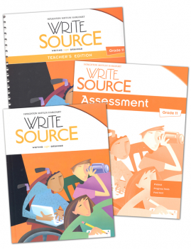 Write Source (2012 Edition) Grade 11 Set