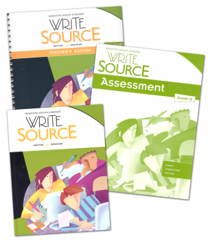 Write Source (2012 Edition) Grade 12 Set