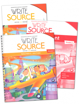 Write Source (2012 Edition) Grade 3 Set