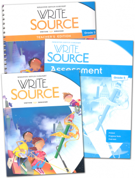 Write Source (2012 Edition) Grade 5 Set