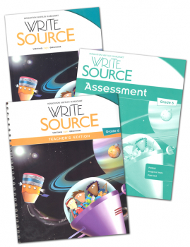 Write Source (2012 Edition) Grade 6 Set