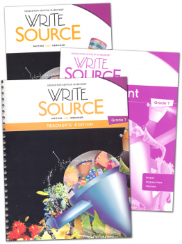Write Source (2012 Edition) Grade 7 Set