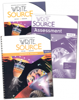 Write Source (2012 Edition) Grade 8 Set