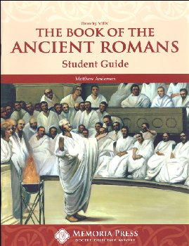 Book of Ancient Romans Student Guide