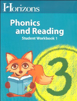 Horizons Phonics & Reading 3 Student Book 1