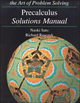 Precalculus Solutions Manual
