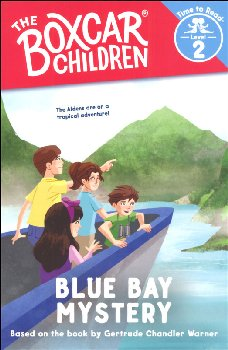 Blue Bay Mystery (Boxcar Children Time to Read Level 2)