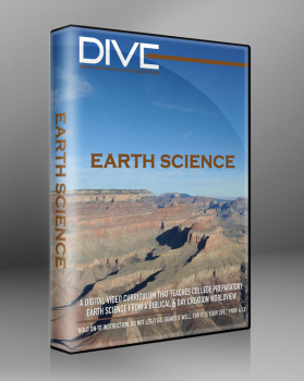 DIVE Earth Science Lecture and Lab CD-ROM