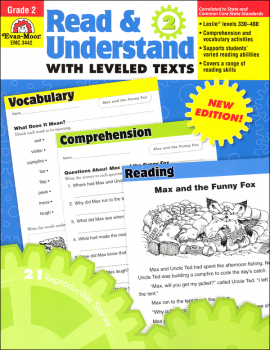 Read and Understand with Leveled Texts 2