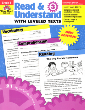 Read and Understand with Leveled Texts 3