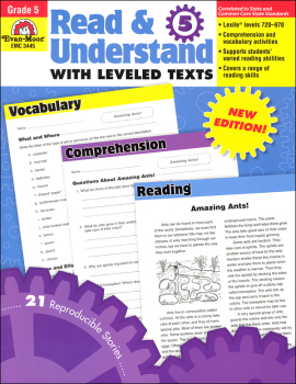 Read and Understand with Leveled Texts 5