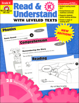 Read and Understand with Leveled Texts K