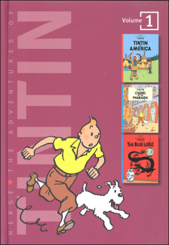 Adventures of Tintin: Volume 1