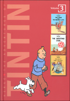 Adventures of Tintin: Volume 3