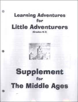 Supplement for Little Adventurers: Middle Ages