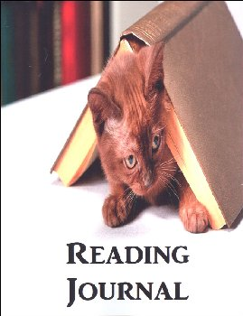 Reading Journal: Cat (Thin Ruled)