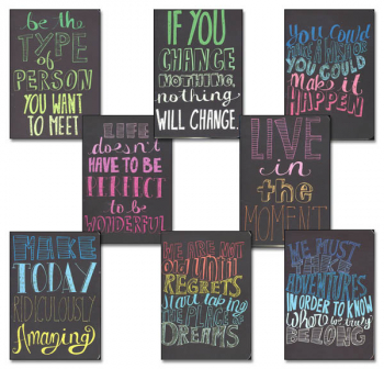 Pocket Pal Journals - Quotations (Set of 8)