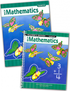 MCP Mathematics Homeschool Bundle Grade 1
