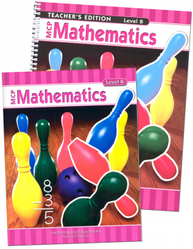 MCP Mathematics Homeschool Bundle Grade 2