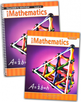 MCP Mathematics Homeschool Bundle Grade 5