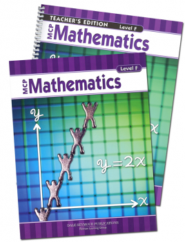MCP Mathematics Homeschool Bundle Grade 6