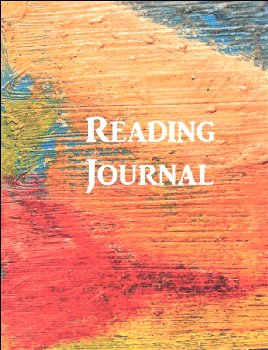 Reading Journal: Paint (Thin Ruled)