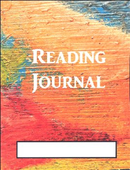 Reading Journal: Paint (Wide Ruled)