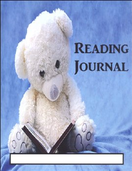 Reading Journal: Teddy Bear (Wide Ruled)