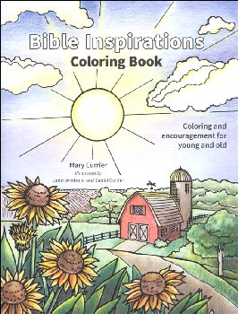 Bible Inspirations Coloring Book