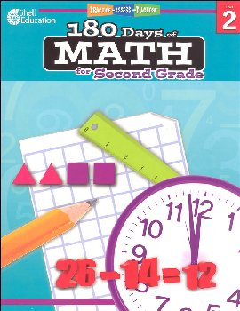 180 Days of Math - Grade 2