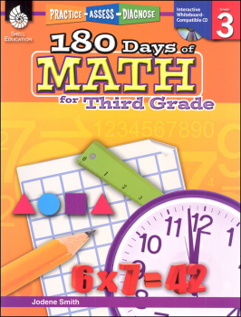 180 Days of Math - Grade 3