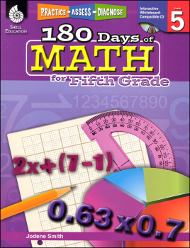 180 Days of Math - Grade 5