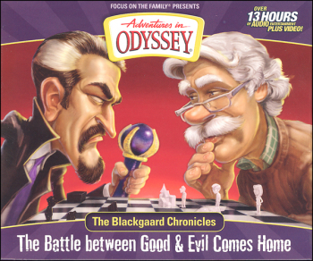 Battle Between Good & Evil Comes Home - Blackgaard Chronicles CD (Adventures in Odyssey)
