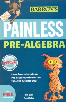 Painless Pre-Algebra 2nd Edition